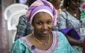 Karina Cissé, l'une des clefs pour la paix au Mali