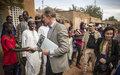 Andrew Gilmour au Mali : « la lutte contre le terrorisme ne peut réussir que si elle est menée en respectant les droits de l'homme ».