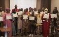 Droits de l'homme, élections au Mali et réseaux sociaux: une thématique importante dans un contexte pré-électoral