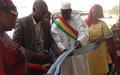 La MINUSMA remet trois nouveaux projets communautaires à Tombouctou