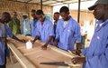 À Tombouctou, la MINUSMA soutient la formation professionnelle des jeunes, afin de réduire la violence communautaire