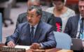 Déclaration au Conseil de sécurité  Monsieur Mahamat Saleh ANNADIF Représentant Spécial du Secrétaire Général pour le Mali