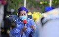 Amina J. Mohammed, Vice-Secrétaire générale des Nations Unies, plaide pour l'inclusion des femmes et des jeunes pour la réussite de la transition politique et le développement du Mali