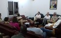Une délégation parlementaire des Pays-Bas reçue par le Gouverneur de la Région de Gao