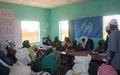 Dialogue inter-communautaire à Gounzoureye