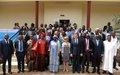 La MINUSMA forme des acteurs des droits de l'homme pour lutter contre l'impunité