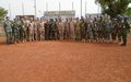 76 officiers de l'Etat-Major de la Force de la MINUSMA décorés pour leurs efforts pour un retour de la paix et de la stabilité au Mali