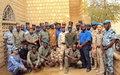 Tombouctou : la MINUSMA aide les Forces de sécurité maliennes à mieux s'outiller pour combattre le terrorisme