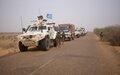 La MINUSMA poursuit ses efforts pour la protection des civils dans la région de Gao