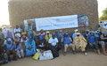 Les habitants de Soni Ali Ber (région de GAO) reçoivent la MINUSMA et sont édifiés sur son mandat