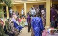 La Police de l'ONU à Goundam : Etablir et entretenir la confiance avec la population pour mieux la protéger