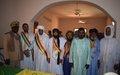 Processus de paix : installation des autorités intérimaires des cercles de Taoudéni et Achourat