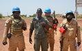 Dans la région de Tombouctou, les Casques bleus conduisent de nouvelles opérations de protection des civils