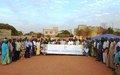Kalabancoro : La mission de la MINUSMA expliquée aux autorités et ONG locales