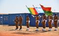 A Tombouctou, le contingent Burkinabè décoré de la médaille des Nations Unies