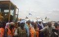 Région de Gao : La MINUSMA lance les travaux d'aménagement et de bitumage de l'axe Ouatagouna – RN17 longue de plus d'un kilomètre