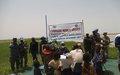 Gao : L'Unité Fluviale de la MINUSMA offre des soins gratuits à la population du village de Tacharane -Bichibare