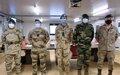 Réunion des commandants des Forces internationales au Mali