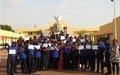 A Bamako, 40 officiers de police sont formés sur l'accueil et l'orientation des victimes de violences sexuelles