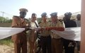 Tombouctou : la MINUSMA finance deux projets au profit des Forces de défense et de sécurité maliennes