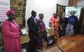 La MINUSMA soutient les organisations de défense des droits des femmes au Mali