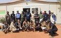 La MINUSMA renforce les techniques d'intervention des Forces de Défense et de Sécurité du Mali de Gao