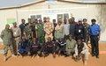 Protection et violences basées sur le genre : à Gao, la Police de l'ONU poursuit son appui aux Forces de défense et de sécurité maliennes