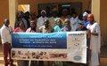 Dialogue et gestion non violente des conflits au cœur d'une formation de femmes leaders à Gao