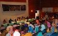 70ème anniversaire de la Déclaration Universelle des Droits de l'Homme : les habitants de Tombouctou sensibilisées sur le respect des droits de l'homme