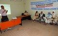 A Taoudéni, la MINUSMA promeut la gouvernance locale