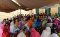 L'Association des femmes de Kabara (Tombouctou) reçoit la MINUSMA pour une séance de sensibilisation et d'information sur son Mandat