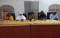 Gao : La MINUSMA facilite la synergie entre les associations des victimes des différentes crises