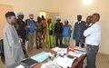 Le mandat et les réalisations de la MINUSMA expliqués aux habitants d'Ansongo