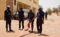 Tombouctou :  la MINUSMA forme les agents de la Protection Civile sur la gestion des incendies et de sauvetages.