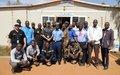 Aider les Forces de défense et de sécurité maliennes à faire face aux dangers des engins explosifs