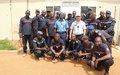 A Gao, les agents de la protection civile renforcent leurs capacités de prévention et prévision des risques