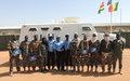 Ménaka : Les Forces de défense et sécurité à l'école des gestes et techniques professionnels d'intervention