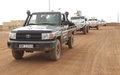 Patrouilles conjointes à Ménaka : La MINUSMA aux côtés des Forces de défense et de sécurité maliennes