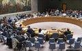 Déclaration du Président du Conseil de sécurité