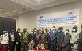 La MINUSMA accompagne les autorités maliennes dans la mise en place d'une Brigade d'intervention pénitentiaire
