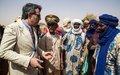 La MINUSMA appuie une mission humanitaire à Gossi