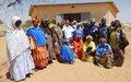 La MINUSMA continue sa campagne de mobilisation des femmes au profit de l'Accord de Paix
