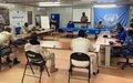 A Mopti, UNPOL maintient le cap vers le renforcement des capacités des Forces de Sécurité maliennes