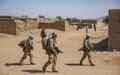 Les Casques bleus en patrouille : un mois de présence entre Gao et Tassiga pour rassurer les populations