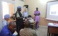 L'appui technique et matériel de la MINUSMA à la Police du Mali se poursuit