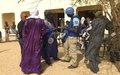Les communautés d'Aglal œuvrent pour la paix