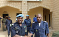 Tombouctou - visite d'une délégation du pilier développement de la Police des Nations Unies