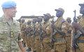 La MINUSMA déploie un nouveau bataillon à Diabaly