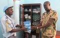 La MINUSMA et le PNUD accompagnent l'Etat malien à travers une  meilleure prise en charge sanitaire des détenus.