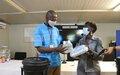 Régions du Centre: la MINUSMA remet des kits de protection contre le coronavirus à 35 radios de proximité